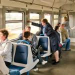 Штрафы за безбилетный проезд в электричках повысят до 1400 рублей