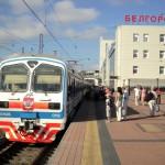 Электропоезд Харьков - Белгород будет курсировать два раза в неделю